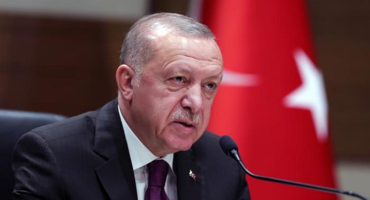 Эрдоган сообщил об ударе по 40 военным объектам Асада и Кремля в Сирии: детали