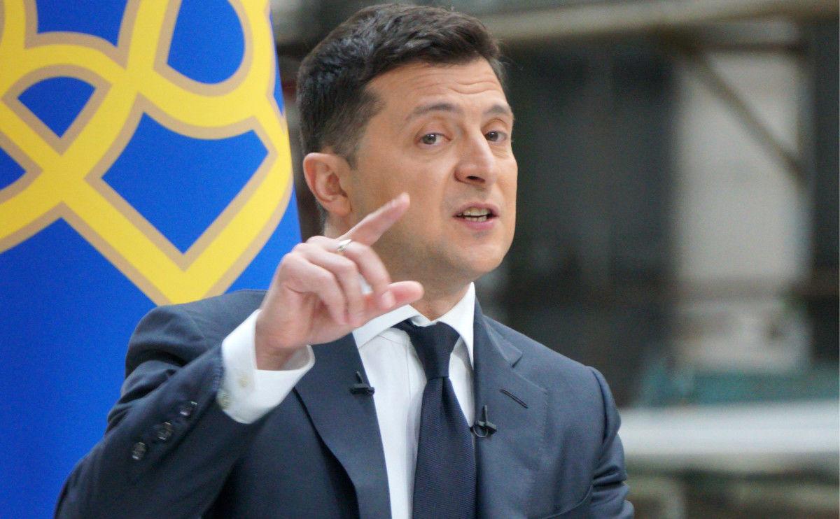 """""""Берлин давно мог помочь"""", – Зеленский раскритиковал Германию за отказ поставлять оружие в Украину"""