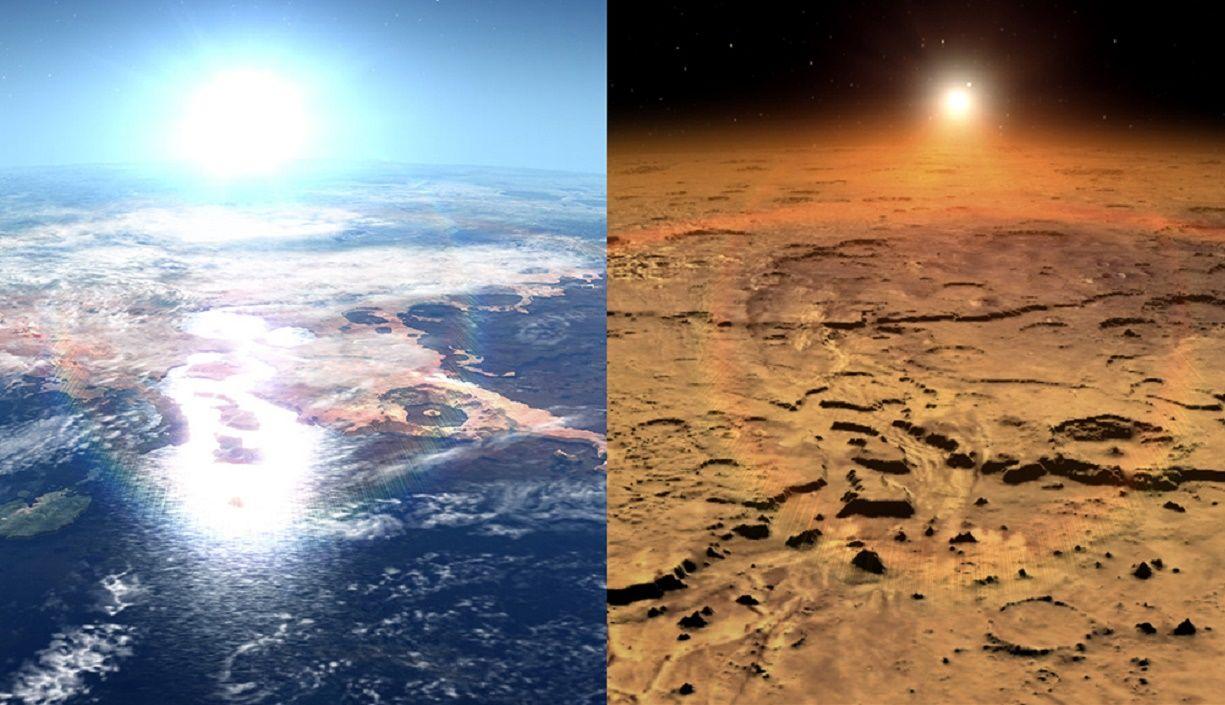 Ученые выяснили настоящую причину исчезновения воды на Марсе