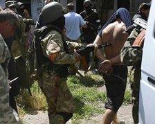 СНБО: В Донецкой области за сутки ополченцы похитили 22 человека