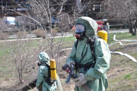 Обстрелы химзавода в Горловке приведут к экологической катастрофе в трех странах