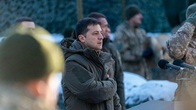 Зеленский экстренно приехал на Донбасс вместе с послами G7: с утра вражеский снайпер лишил жизни еще одного бойца ВСУ