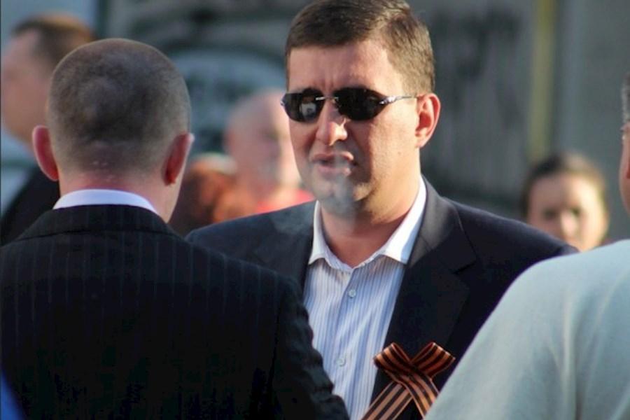 "Сепаратист Марков обвинил ""главкоммуниста"" Симоненко в дружбе с украинскими спецслужбами"