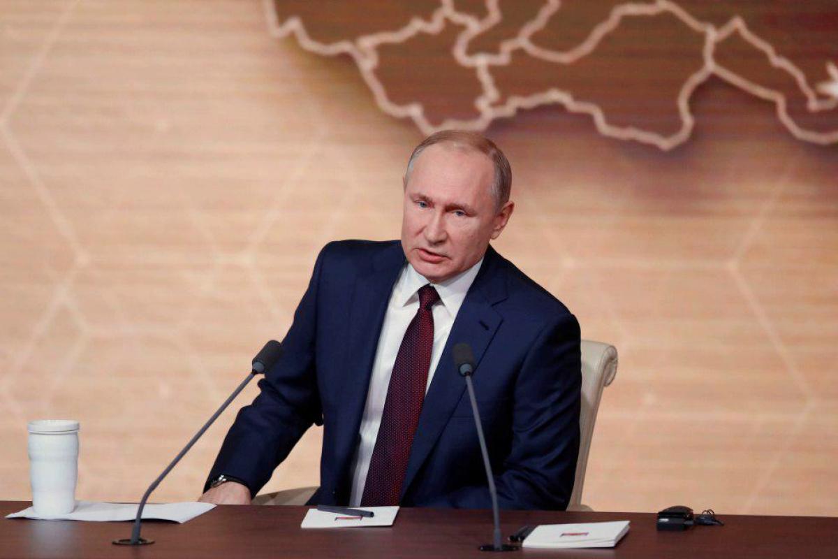 """""""Последняя неделя стала худшей с 2008-го"""", - Путин предупредил россиян о тяжелых временах"""