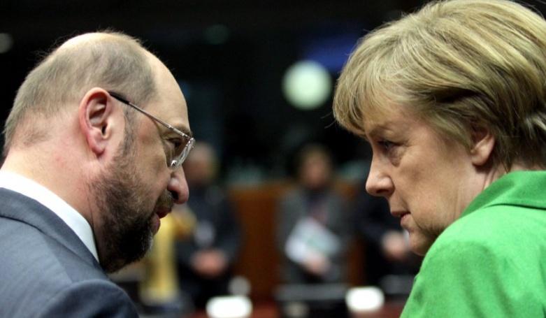 Меркель снова станет канцлером Германии: по результатам экзитпола, блок ХДС/ХСС набирает 32,5% голосов избирателей и побеждает на выборах