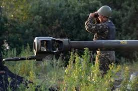 Военные фиксируют перемещение групп ополченцев в район Славянска