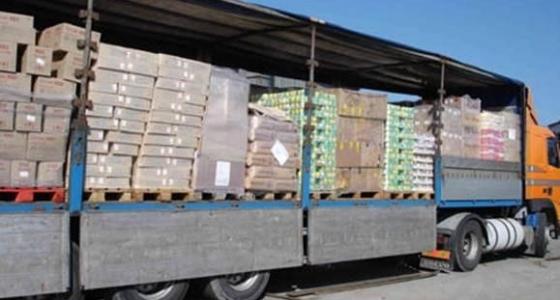 ДНР: Новоазовск получил первую гуманитарную помощь