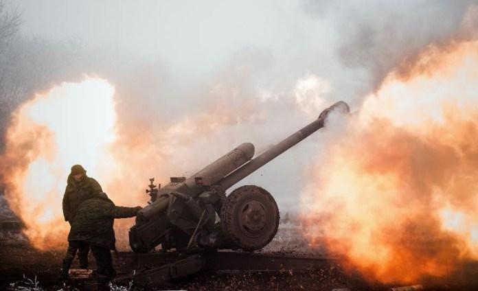 """""""9 боевиков убиты, еще 16 ранены..."""" - командир морской пехоты ВСУ рассказал о бое и контрнаступлении сил АТО на Донбассе"""