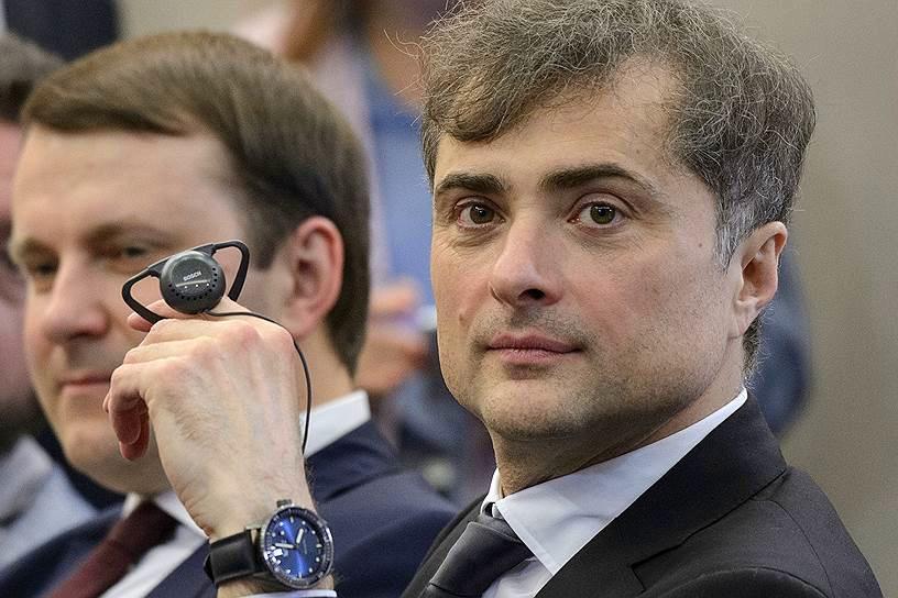 """Открылись новые подробности визита Суркова в Донецк: """"Был слышен даже в фойе"""""""
