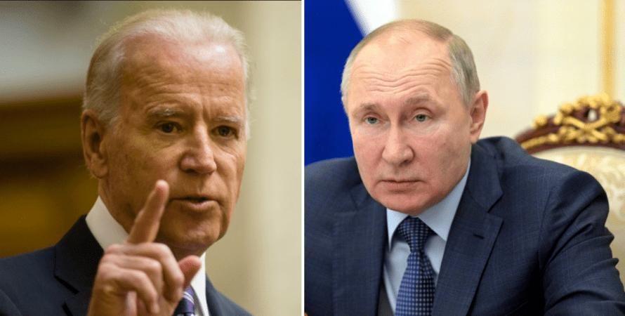 Диалога не будет, Путин не услышит Байдена