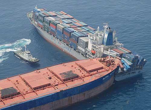 аварии рыболовный флот