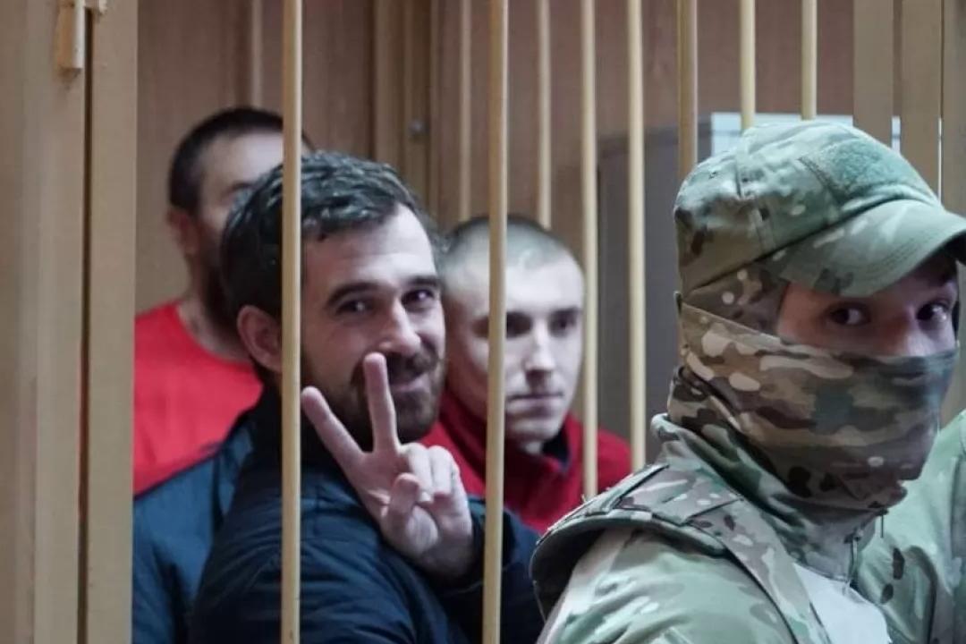украина, россия, обмен, пленные, война, моряки, вышинский