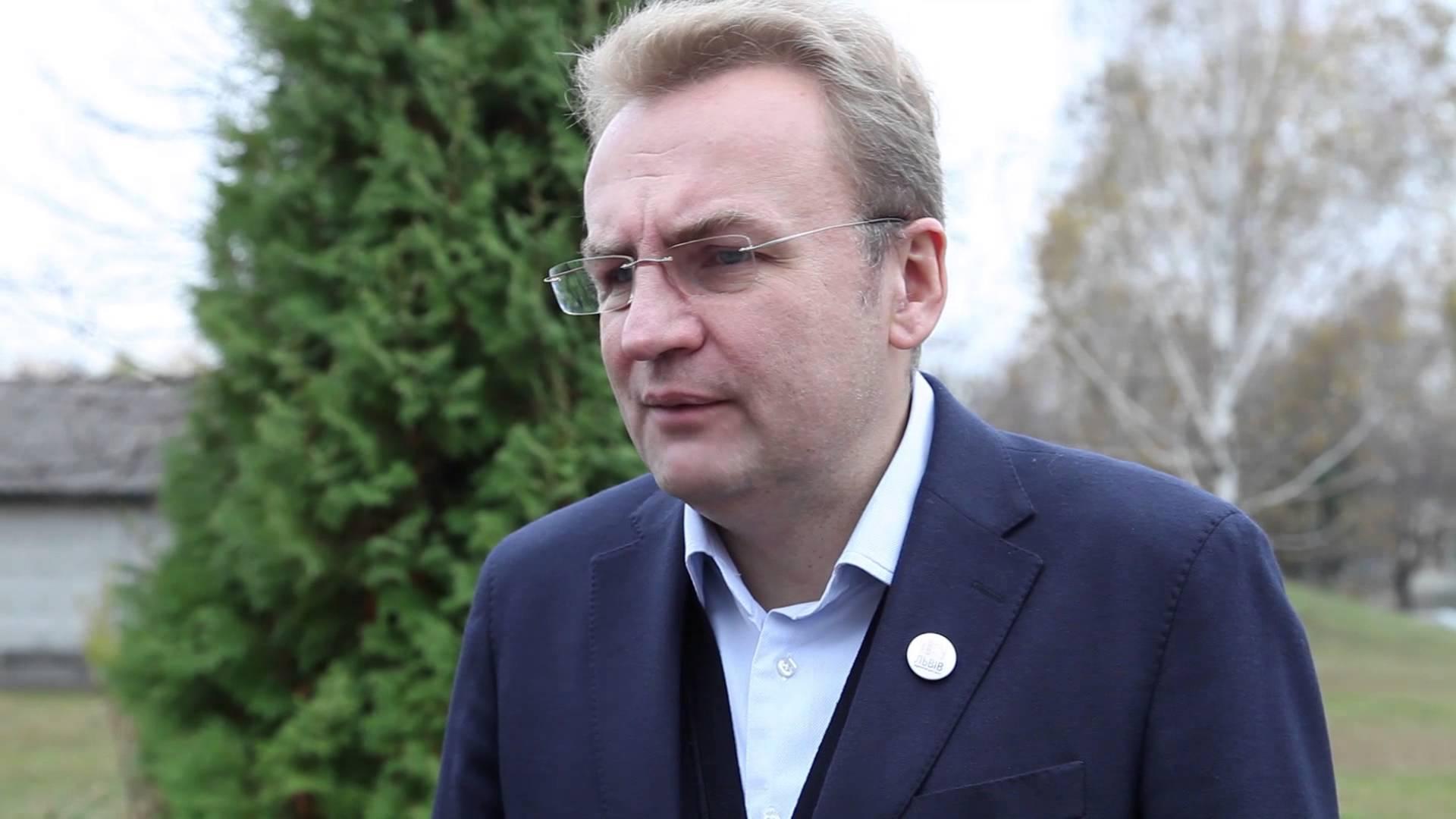 Садовой сделал неожиданное предложение Вакарчуку и Гриценко