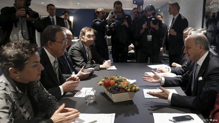 Принят черновой вариант всемирного соглашения по климату