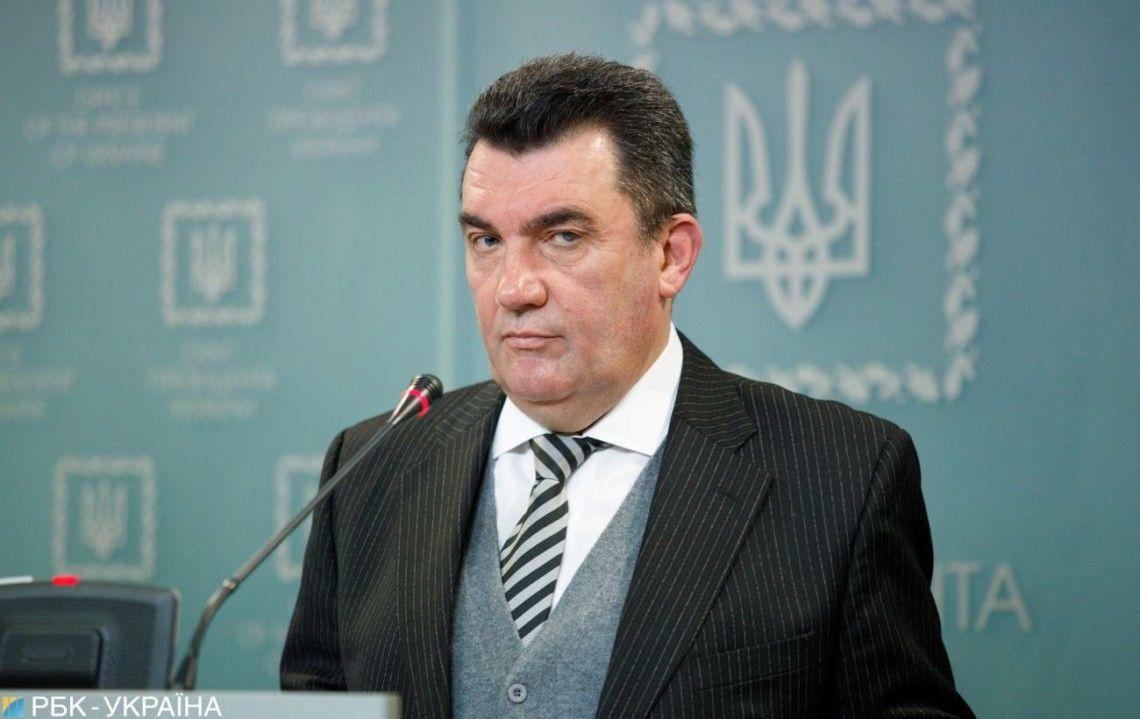 СНБО ответил секретарю Совбеза России Патрушеву за оскорбление украинского языка