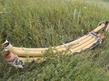 ДНР: в районе крушения «Боинга-777» сбит самолет