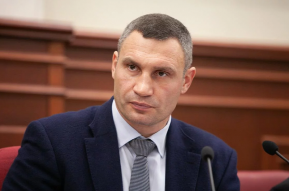 Избирком официально объявил Виталия Кличко мэром Киева