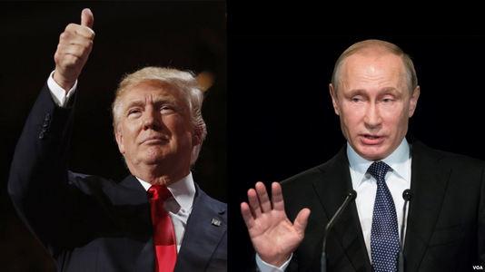 """""""Если ты публично заявляешь в Польше о дестабилизирующей роли России, то уже не можешь где-то в темном углу на G20 слиться с ним в любовном экстазе"""", - Ганапольский рассказал, чего ожидать от встречи Трампа с Путиным"""