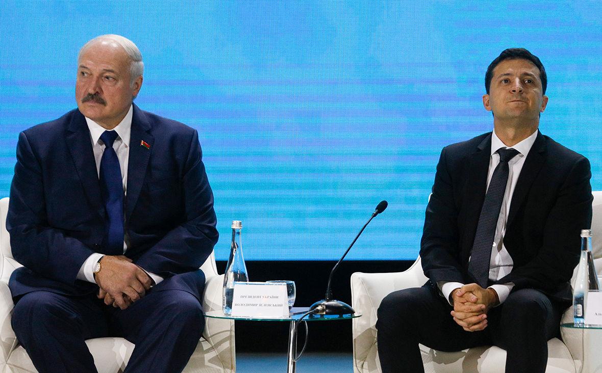"""Лукашенко указал Зеленскому, как себя нужно вести, Киев резко ответил: """"Да что он сделал со страной"""""""