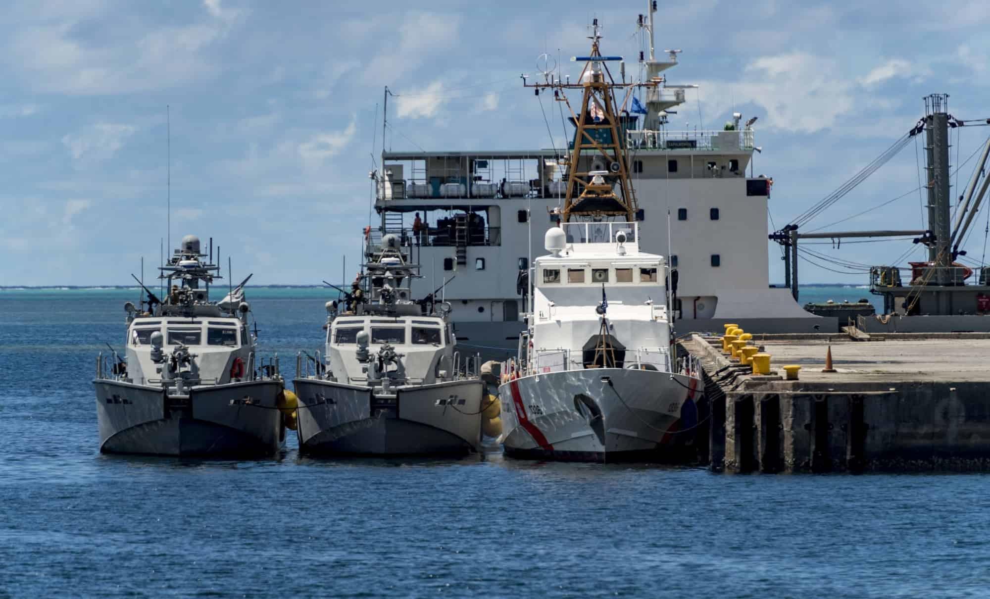 Под Херсоном построят плавучий причал для ВМС Украины за 23,5 миллиона гривен