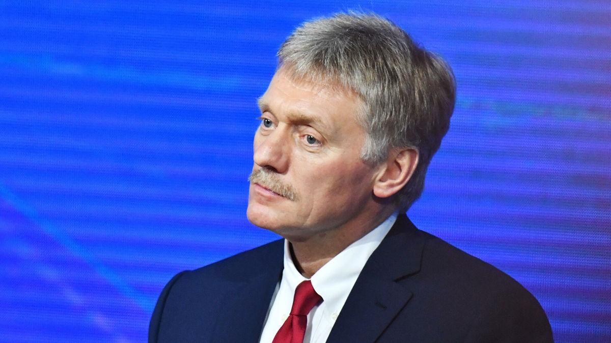 """Песков назвал национальность жителей """"ДНР"""" и """"ЛНР"""""""