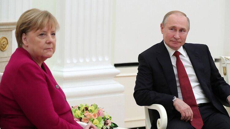 """Меркель ответила Гончаренко насчет Путина-""""убийцы"""": """"Скажу своими словами..."""""""