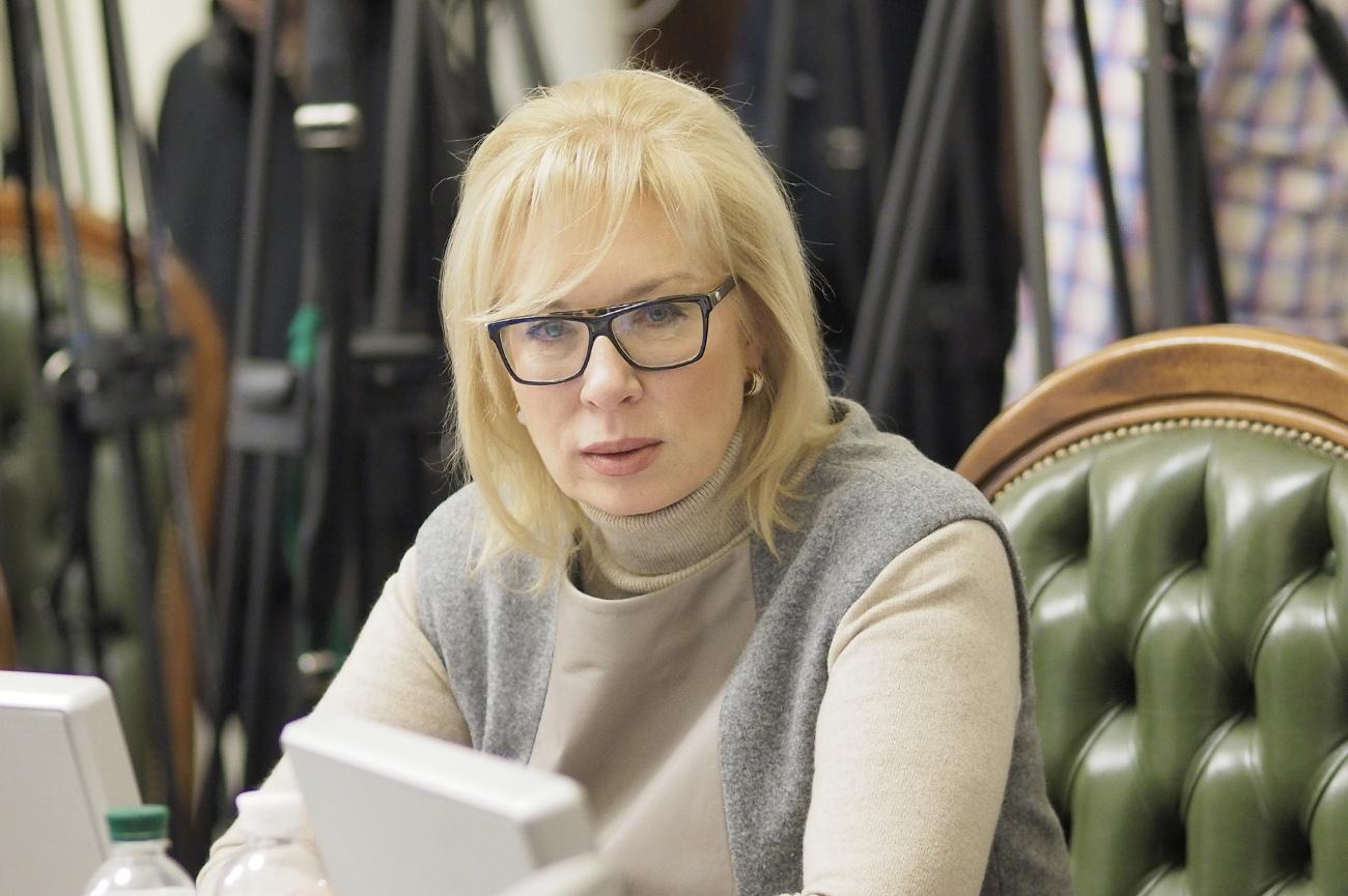 """Денисова заявила о готовности пойти на """"любые условия"""" для освобождения Сенцова"""