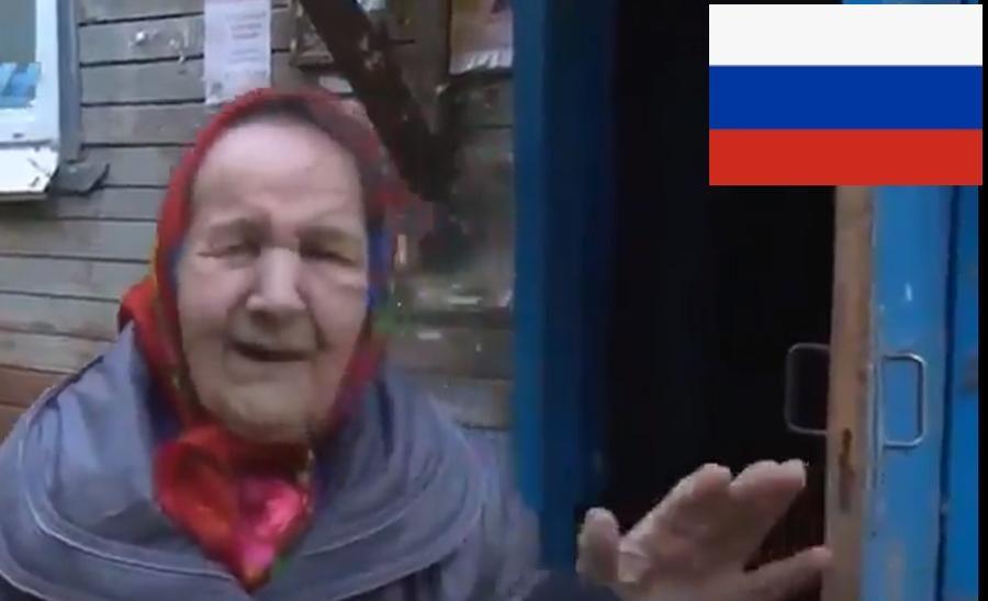 Крик души российской пенсионерки попал на видео: женщина рассказала, как с ней поступили власти РФ