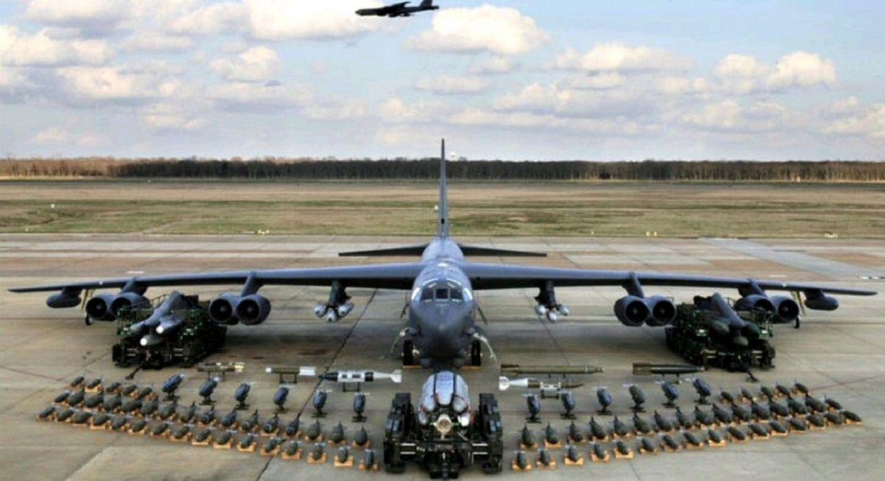 Rolls-Royce оснастит бомбардировщики B-52 ВВС США уникальными авиадвигателями, кадры
