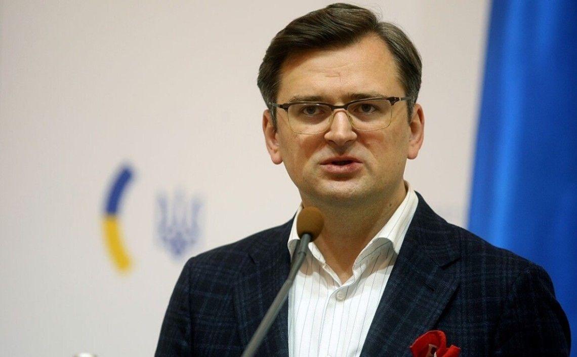 """Кулеба: """"США  хотят и могут быть привлечены к процессу мирного урегулирования на Донбассе"""""""