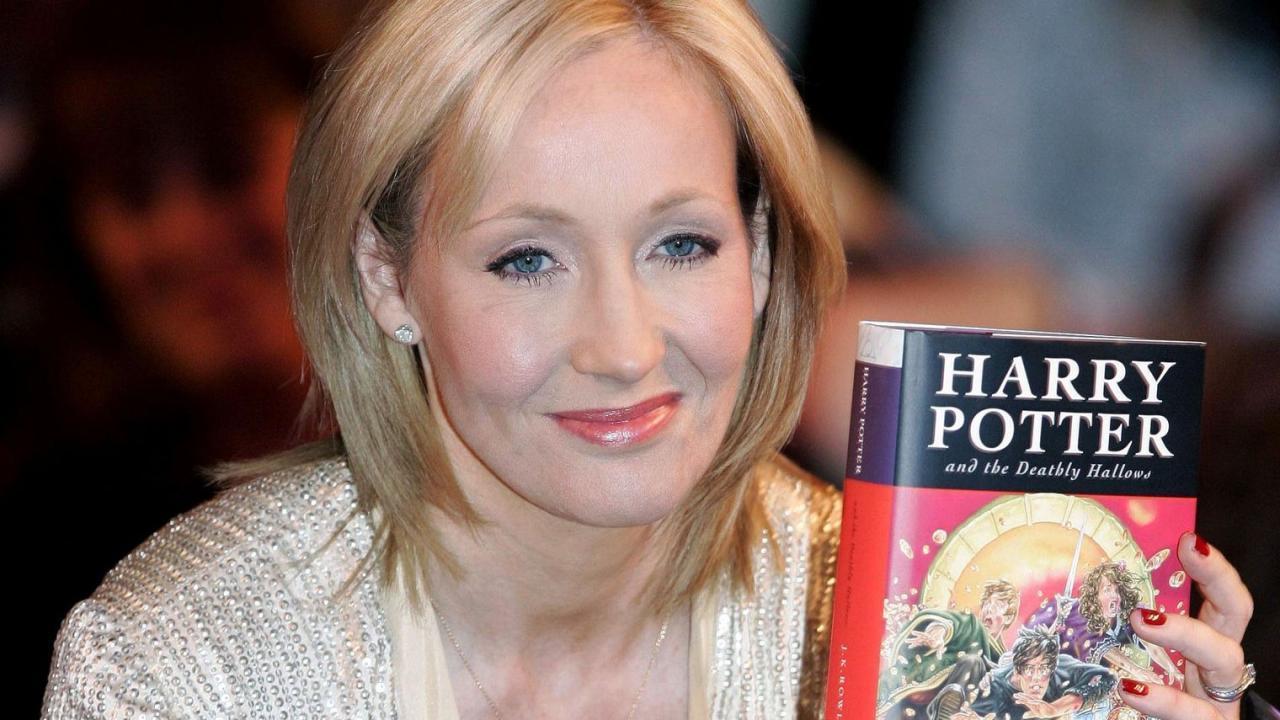 """Автор книг о Гарри Поттере Джоан Роулинг сообщила о болезни: """"Делала все, как говорил муж"""""""