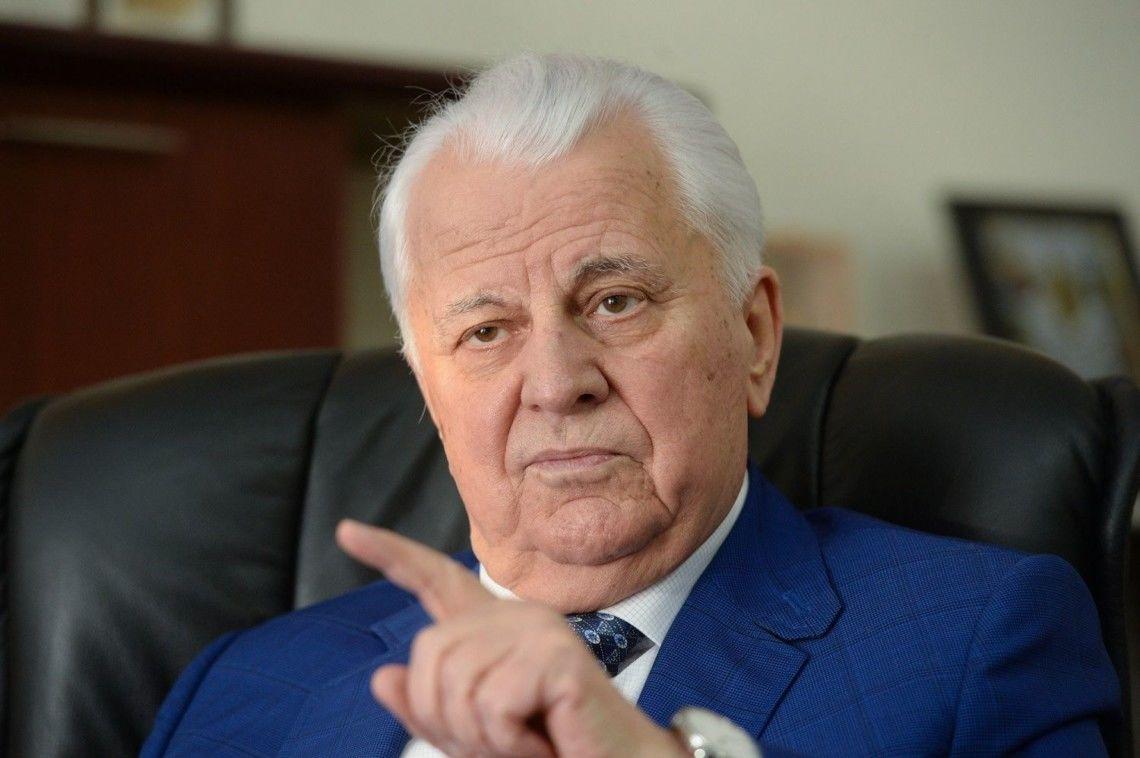 Кравчук захотел посетить Крым: удовлетворения не будет