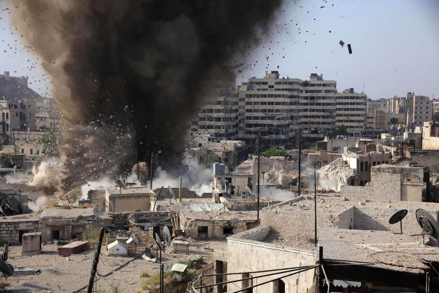 У боевиков ИГИЛа отбили Пальмиру