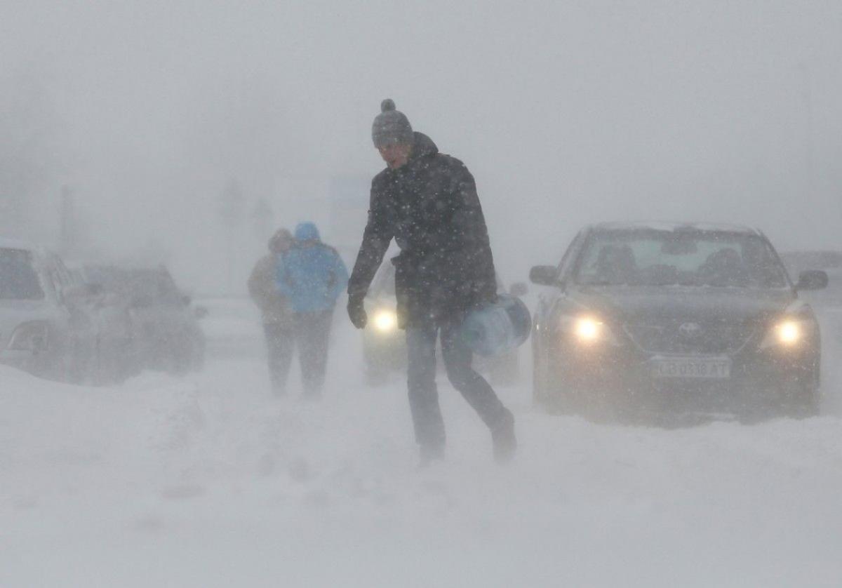 Погода в Украине 11 февраля резко ухудшилась: в ГСЧС выступили с обращением