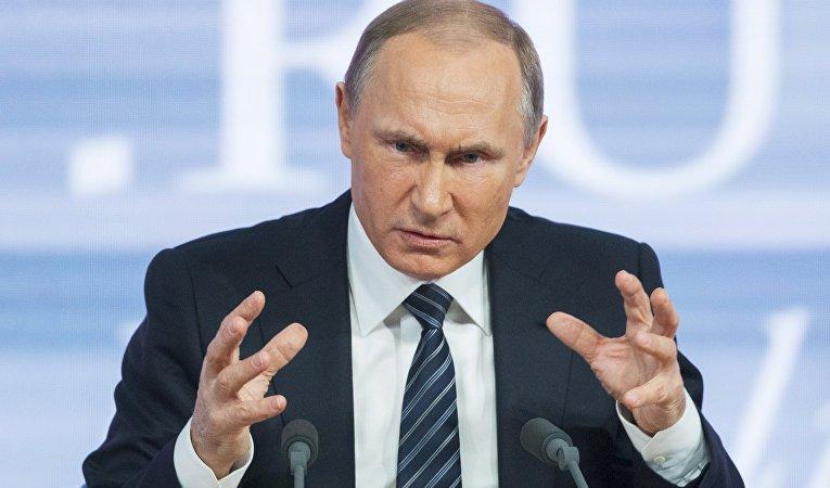 Страна-агрессор, которая разожгла войну на Донбассе, - это Россия: у Путина впервые злобно отреагировали на жесткое заявление Макрона