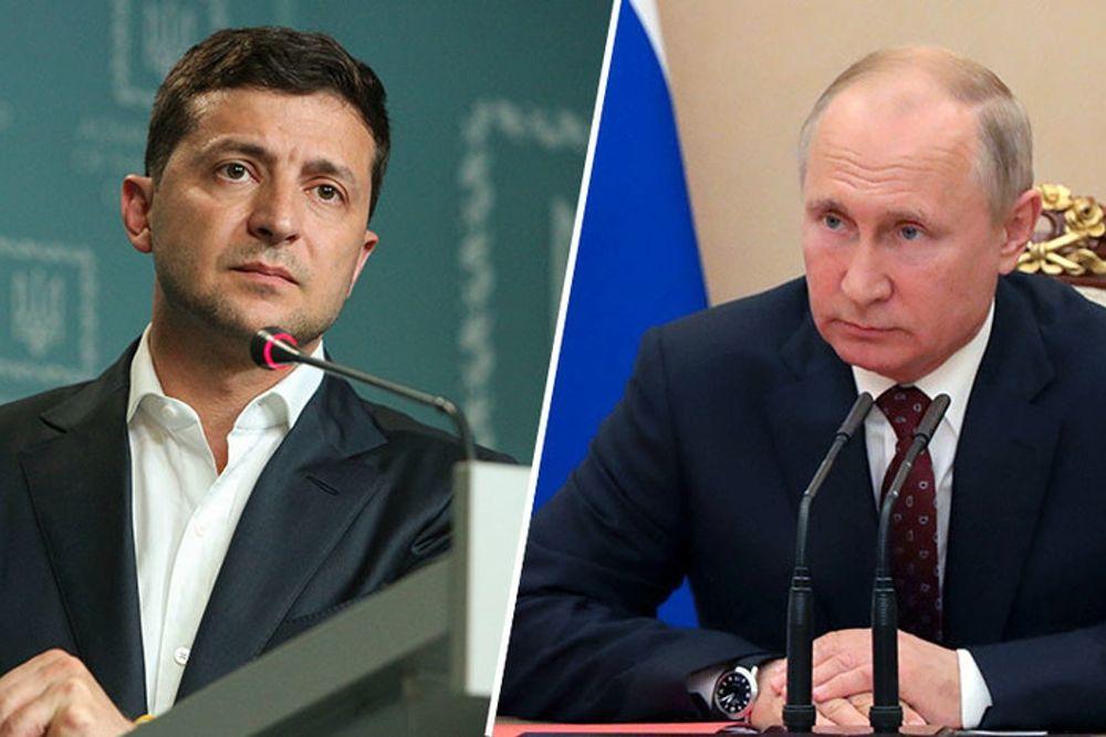 """Цимбалюк: """"Путин хочет, чтобы Зеленский вылизал ему сапоги на камеру"""""""