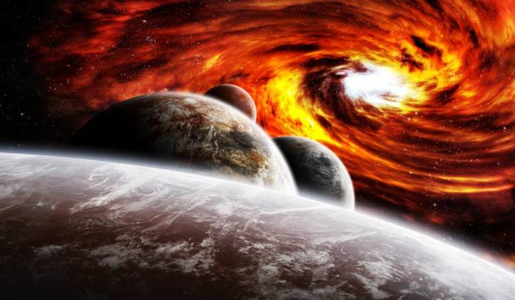 конец света, земля, апокалипсис, человечество, 2040, 2020, наука