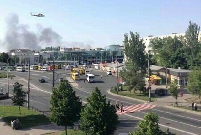 Боевые действия в Донецке: сводка от представителей ДНР