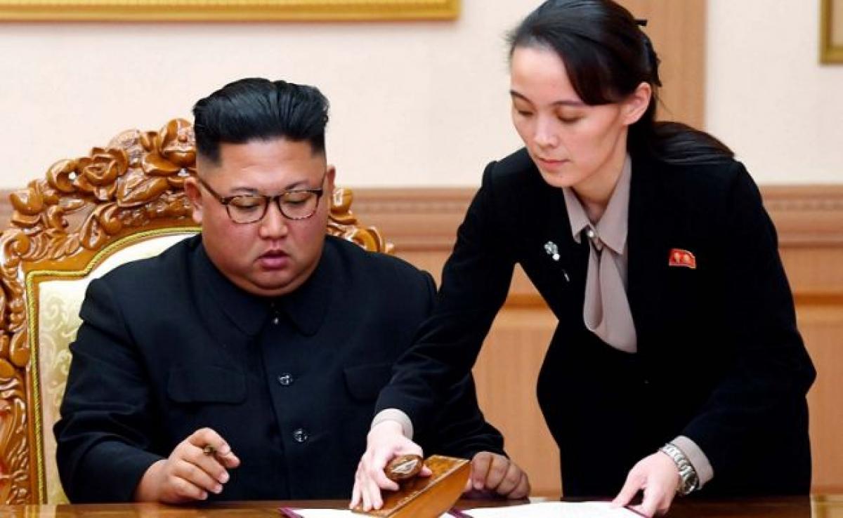 Стресс заставил Ким Чен Ына передать часть полномочий младшей сестре Ким Е Чжон