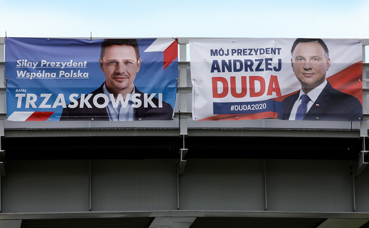 В Польше завершились выборы президента: экзитполы назвали победителя