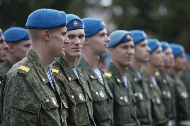 Десантники 79-ой аэромобильной бригады вернулись в Николаев и ушли в отпуск
