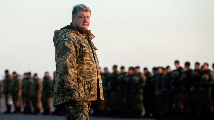 """Порошенко выступил с громким заявлением: """"Требуем вернуть войска на Донбасс"""""""