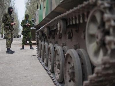 В ДНР заявляют, что украинская армия якобы отступила от Красного Луча