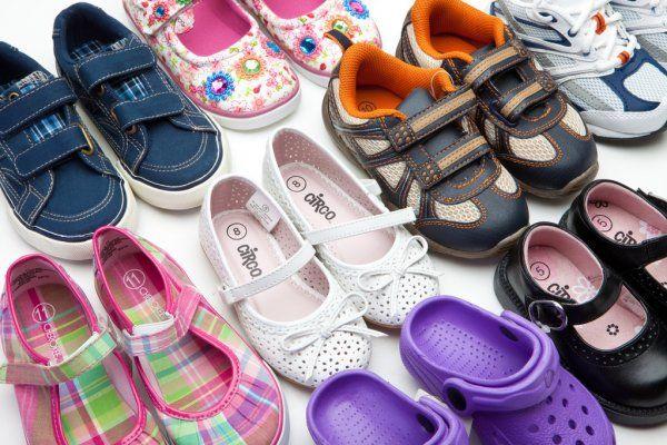 Пять ошибок при выборе детской обуви