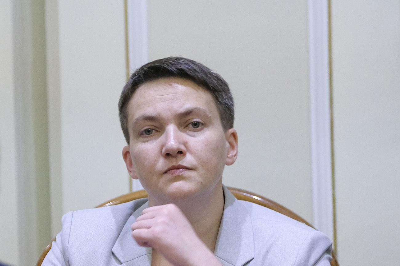"""""""Ахметову не хватает санкций от США"""", - СМИ о странном появлении Савченко в эфире"""