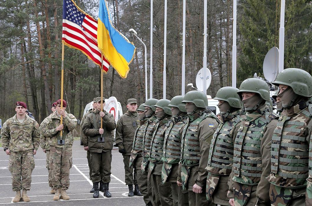 Украина получит внушительную военную помощь от США - заявление Пентагона