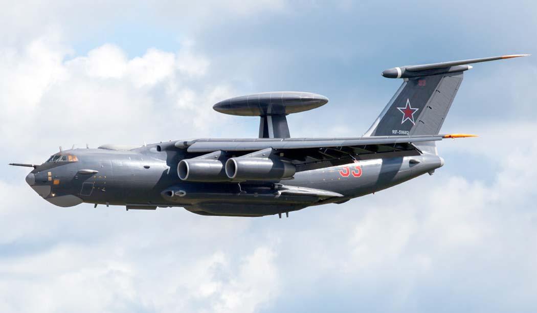 """Россия экстренно усиливает свою авиагруппировку в Сирии: в Хмеймим отправили """"летающий радар"""" с истребителями"""