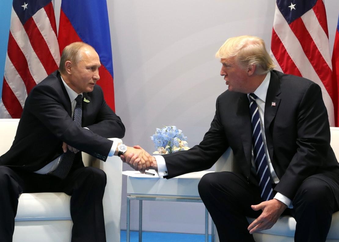 В США назвали новую дату и место встречи Путина и Трампа