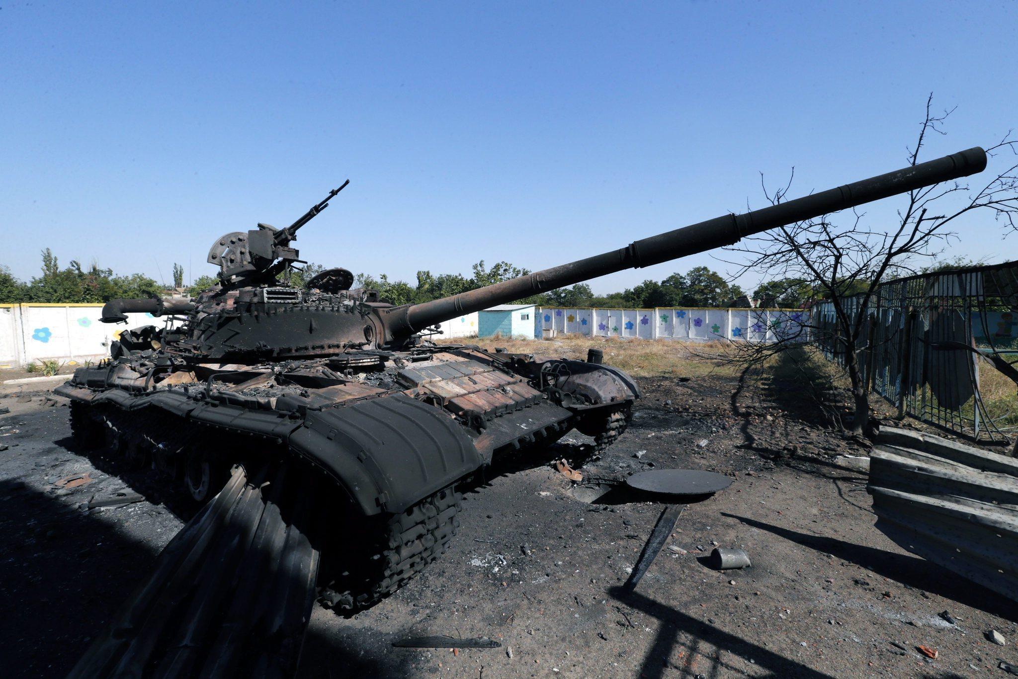 Жители Коминтерново планируют провести пикет за возвращение села в состав Украины