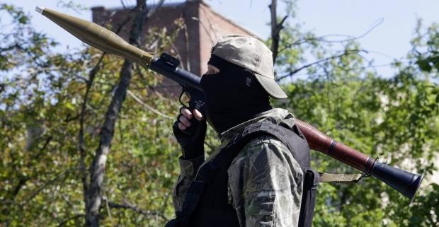 В ходе обстрела Донецка ранены работники железной дороги